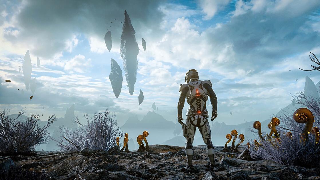 Mass Effect Andromeda: Zehn Stunden lange Demo für alle Spieler