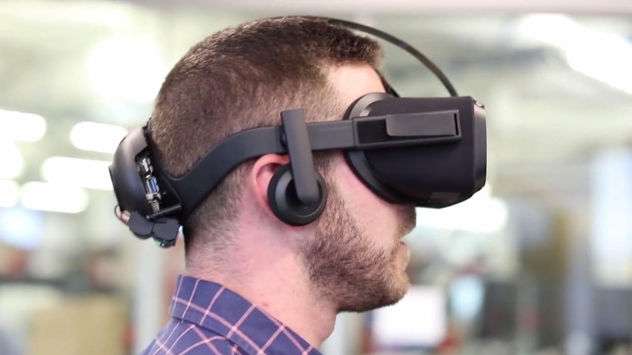 Oculus Pacific: Drahtloses VR-Headset für 200US‑Dollar noch dieses Jahr