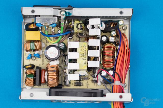 FSP FSP200-50GSV-5K – Überblick Elektronik