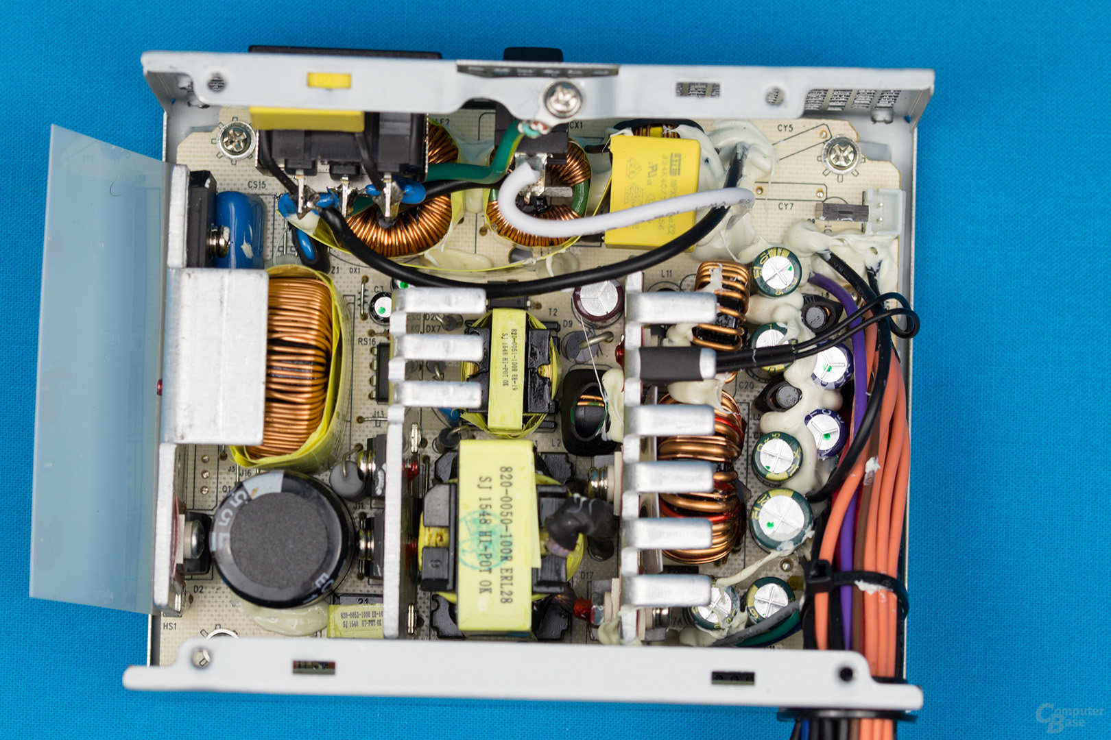 Inter-Tech Argus SFX-300W – Überblick Elektronik