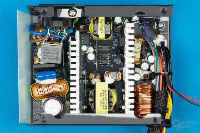 Kolink SFX-250 – Überblick Elektronik