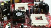 Im Test vor 15 Jahren: Dual-Sockel-Mainboards für AMDAthlon MP
