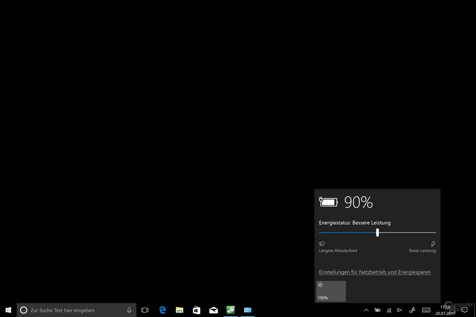 Surface Pro nutzt erstmals Windows 10 Power Throttle