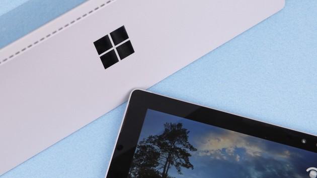 Surface Pro 2017 im Test: Mal wieder die Firmware