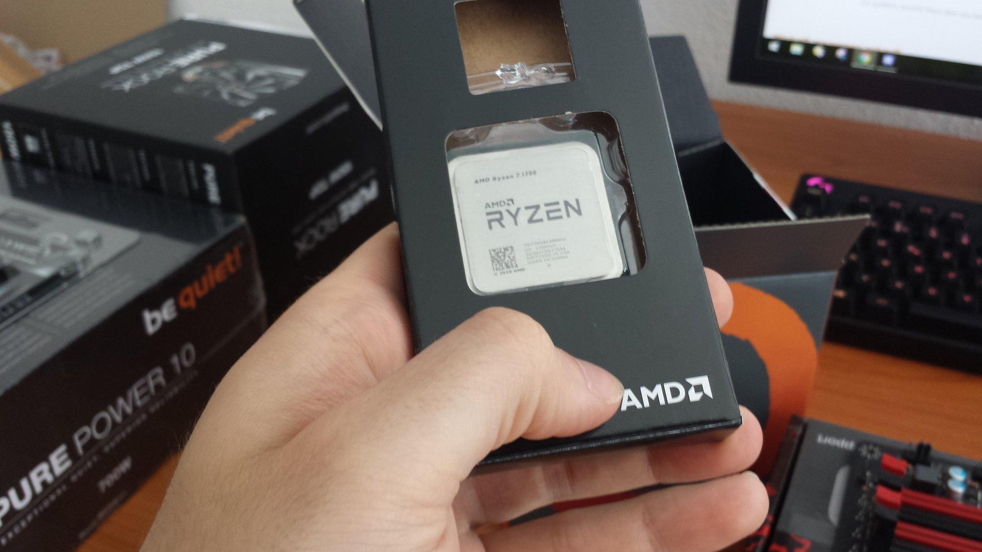 Nur auf den ersten Blick ein AMD Ryzen