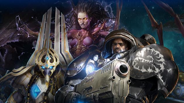 StarCraft 2 War Chest: Skinbundle für Geld zum Freischalten