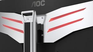 Gaming-Monitore: AOC lockt mit 0,5 ms und HDR zur Gamescom