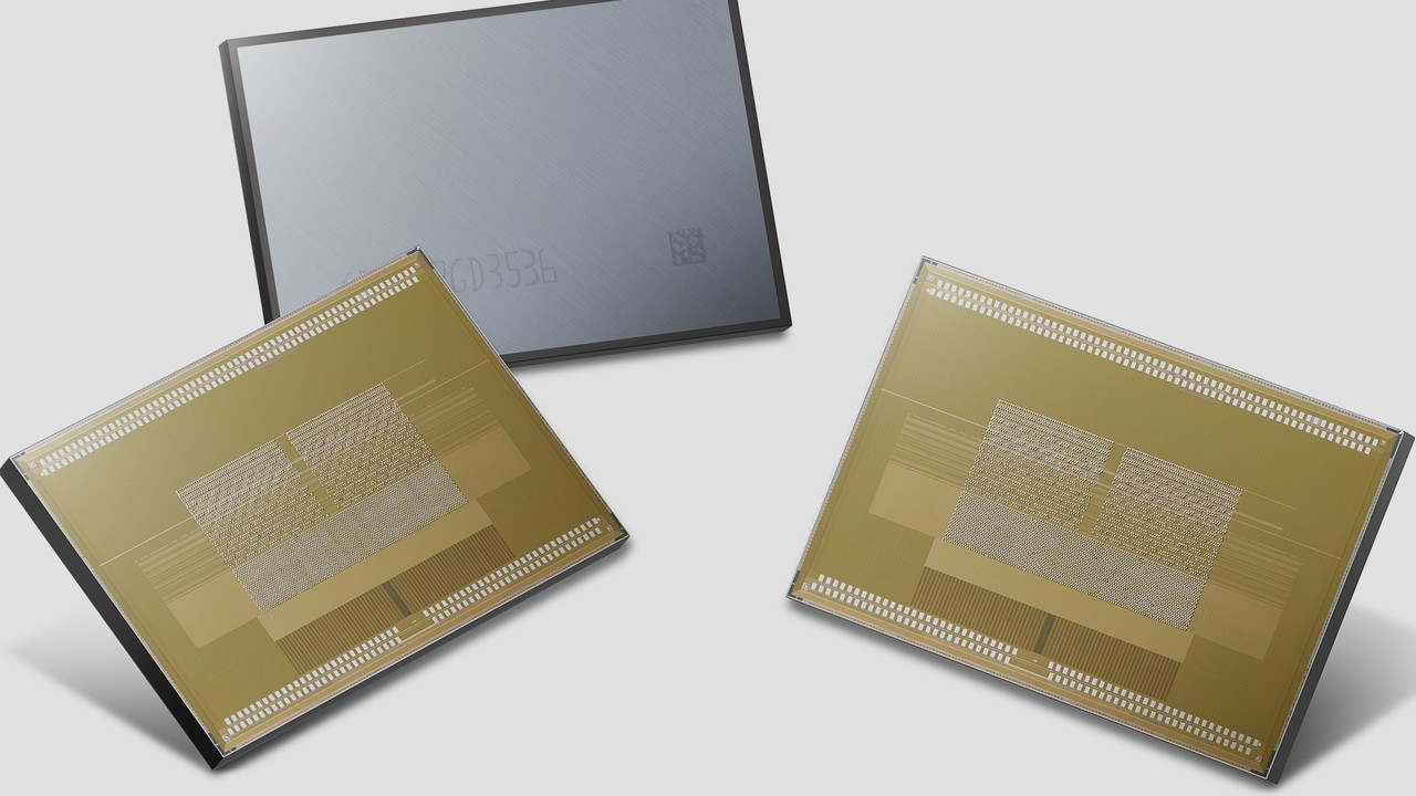 8 GB pro Speicherstapel: Samsung fährt HBM2-Produktion hoch