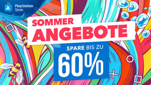 Aktion: Summer Sale im PlayStation Store lockt mit 60 % Rabatt