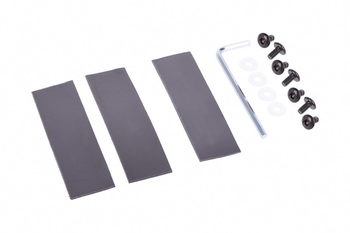 Alphacool HDX 3: Wärmeleitpads für die Verbindung von SSD und Kühler