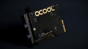 Alphacool Eisblock HDX 2 & 3: M.2-Wasserkühlung auf dem Vormarsch