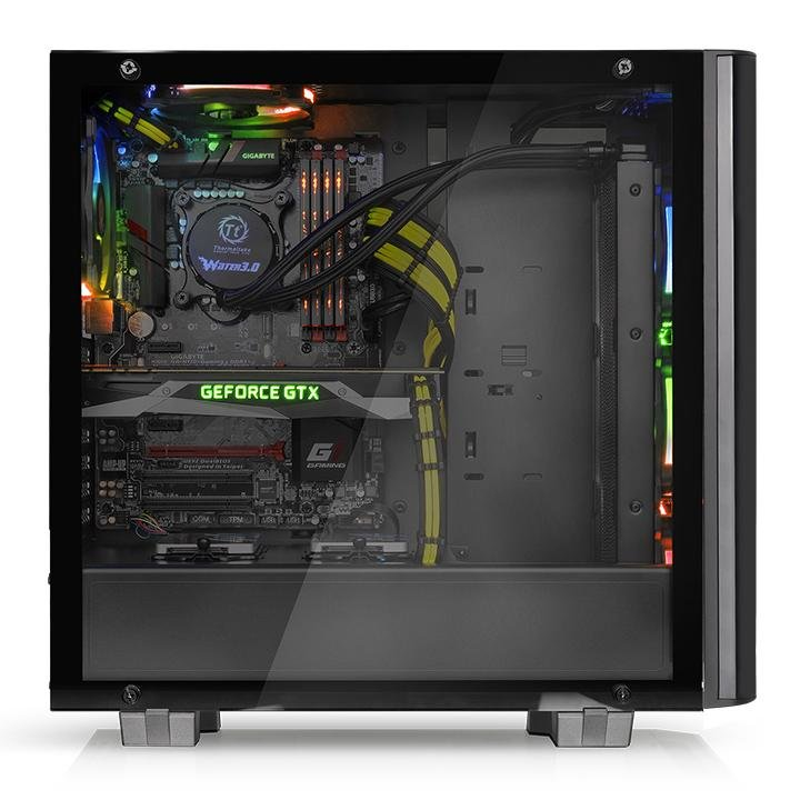 Thermaltake View 21 TG Edition