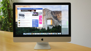 iMac 27 Zoll (Mid 2017) im Test: Apples All-in-One zum Arbeiten und Spielen