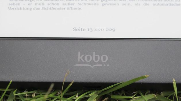 Kobo E-Book-Reader: Firmware-Update bringt wirksame Neuerungen