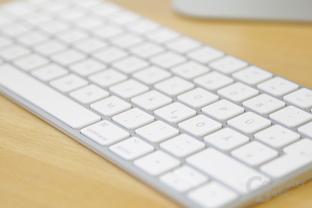 Magic Keyboard mit flachen Chiclet-Tasten