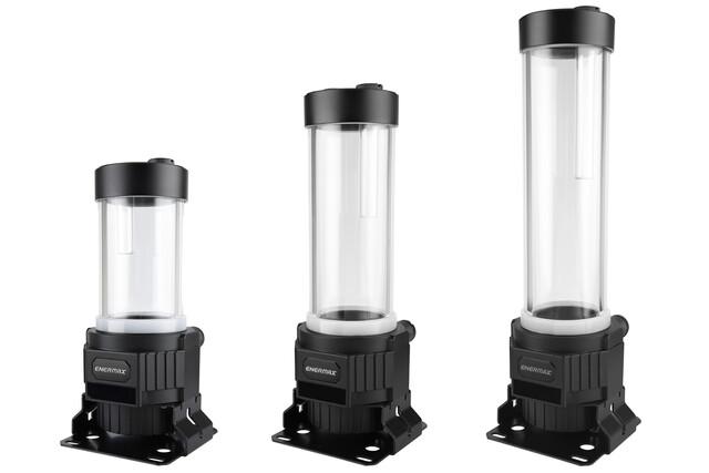 Enermax NEOChanger: 200, 300 und 400 ml stehen zur Auswahl