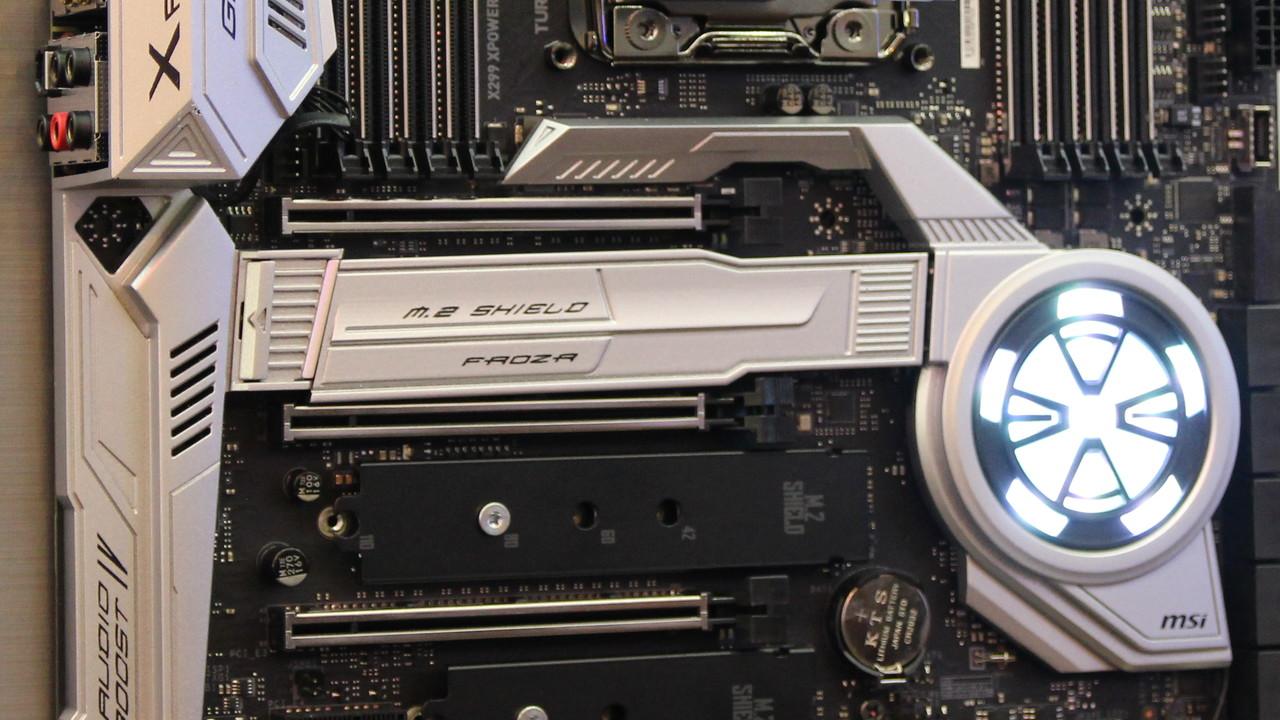 MSI X299 XPower Gaming AC: EATX-Mainboard für Core X ab 357 Euro lieferbar