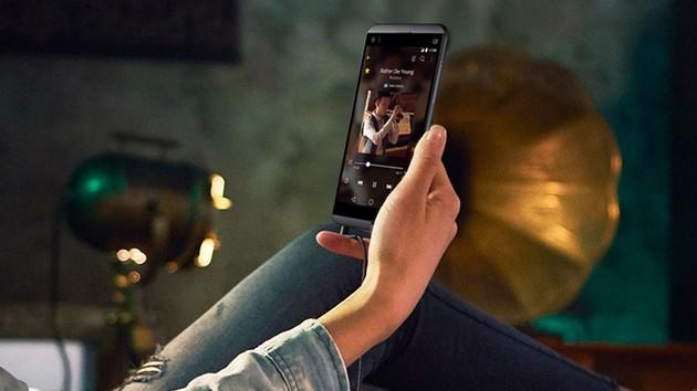 Android-Smartphone: LG kündigt V20 Pro als Q8 für Europa an