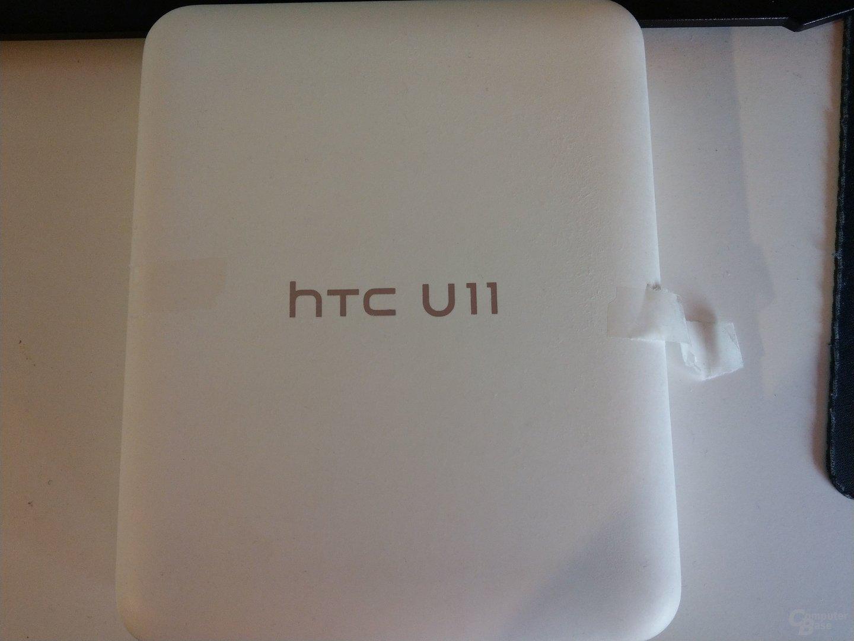 HTC U11 im Test – Kunstlicht