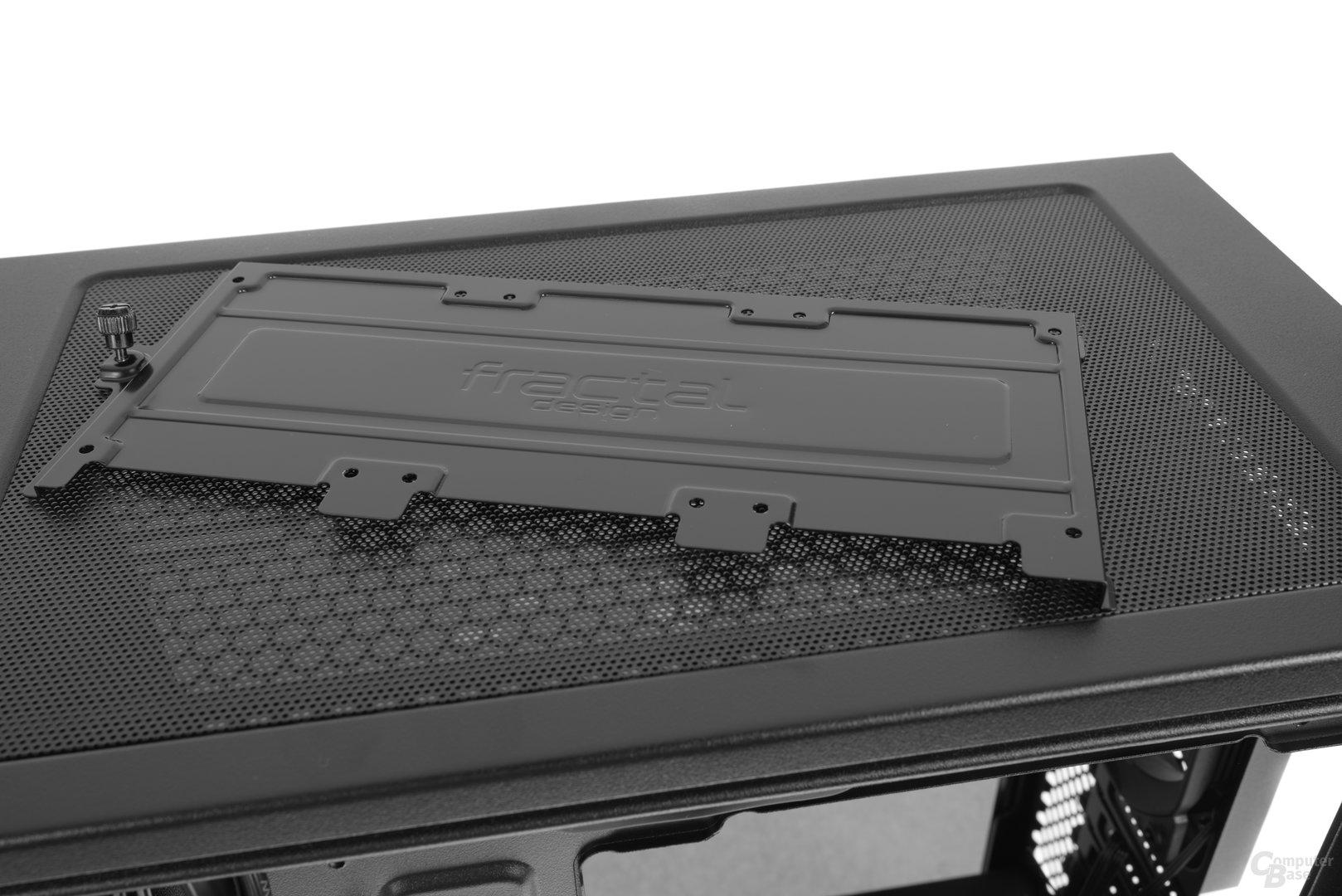 """Fractal Design Meshify C – 2,5""""-Festplattenbracket"""