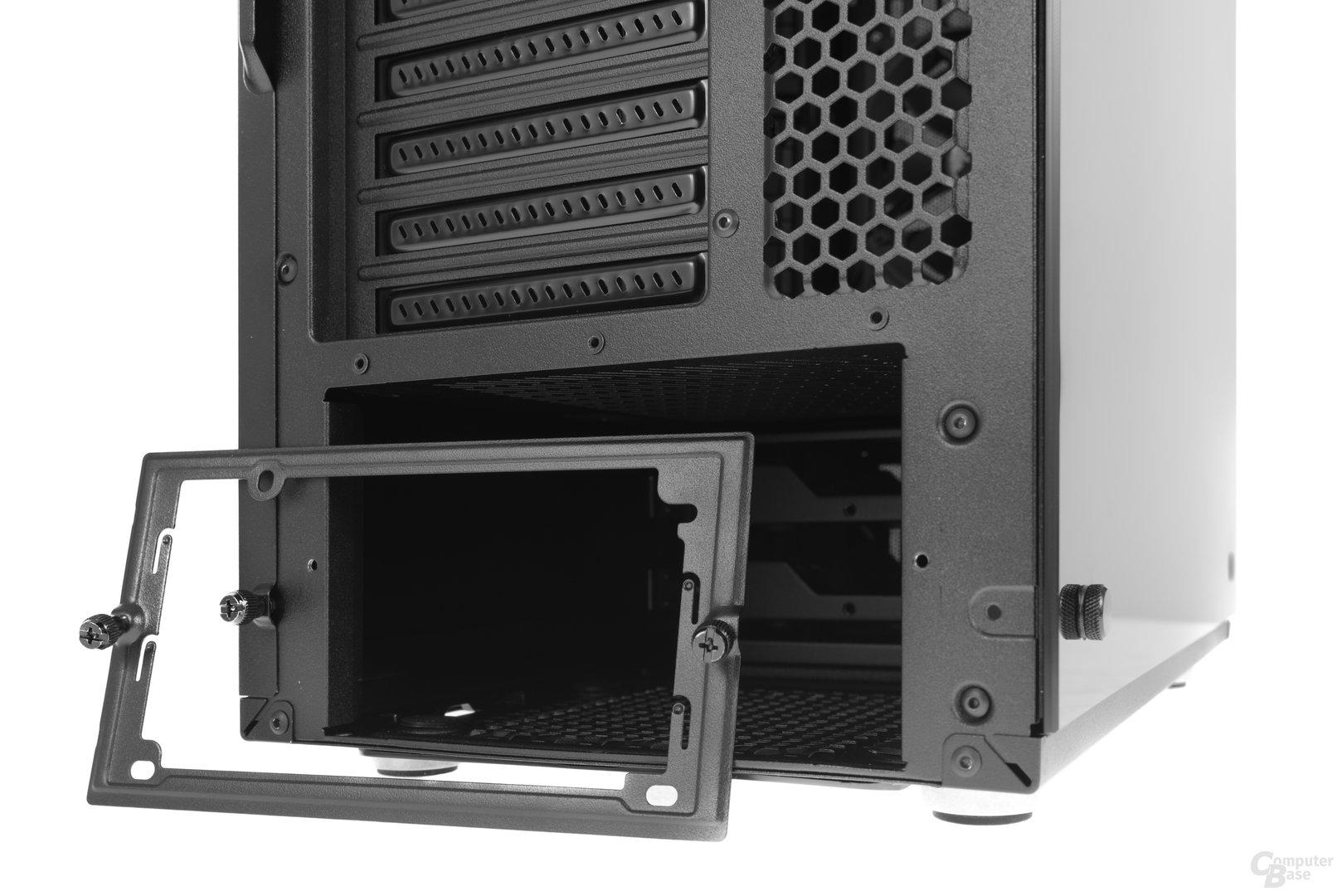 Fractal Design Meshify C – Netzteilbracket