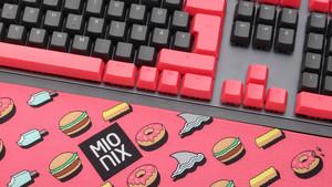 Mionix Wei #GetFresh im Test: Lifestyle-Tastatur erinnert an Armani