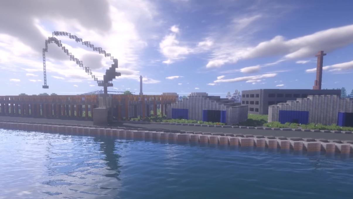 McraftZ: DayZ-Mod in drei Jahren in Minecraft nachgebaut