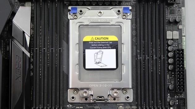 CPU-Sockel TR4: AMD Threadripper verlangt nach neuen CPU-Kühlern