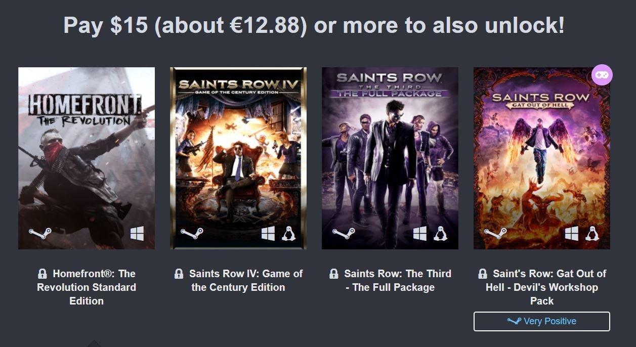 Auch Stufe 3 lohnt sich für Freunde von Saints Row