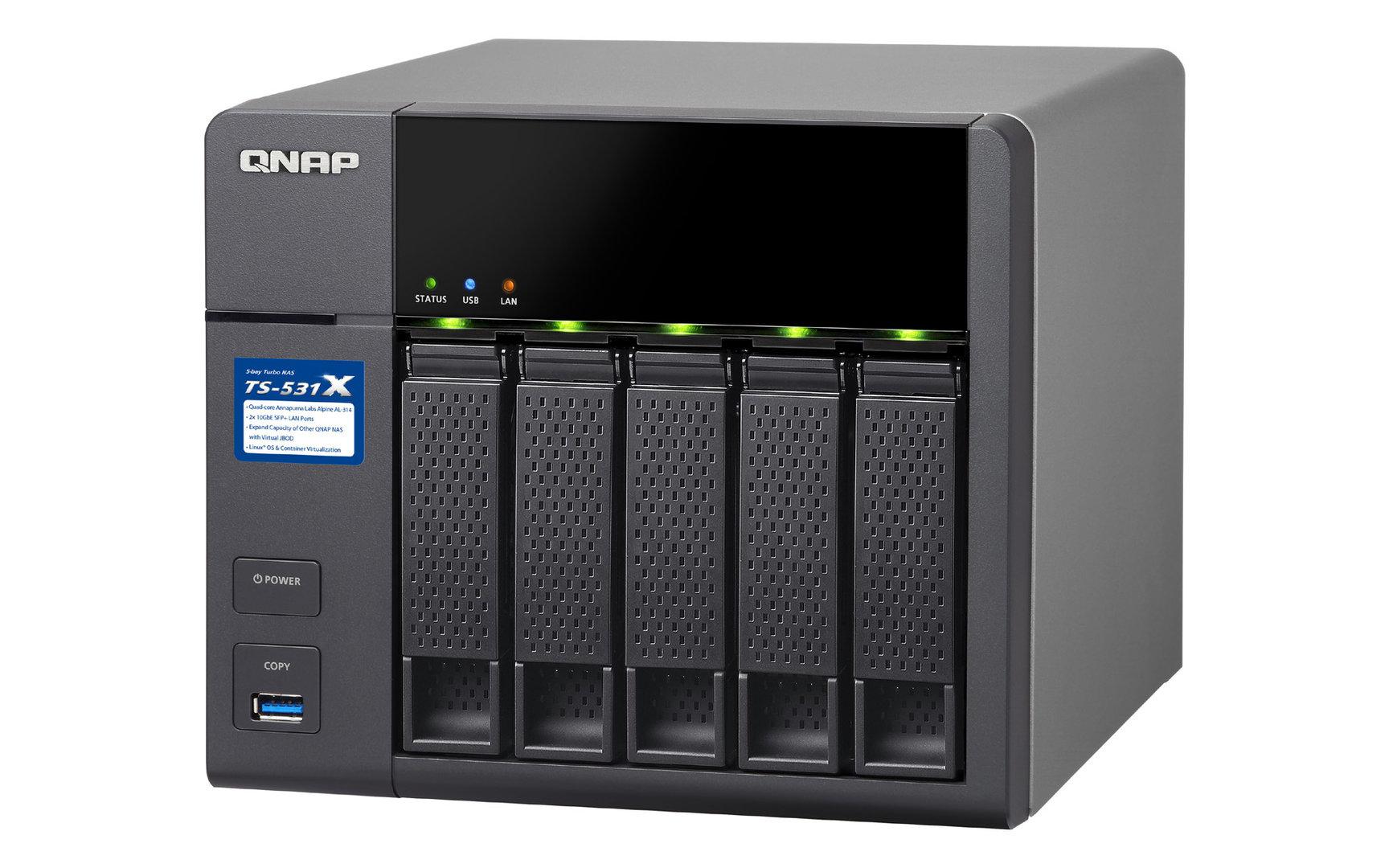 QNAP TS-531X