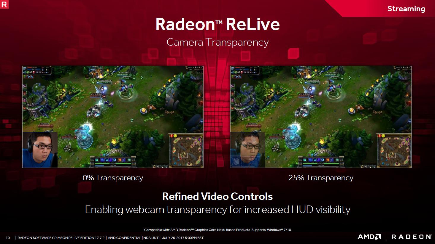 AMD Crimson 17.7.2 – ReLive