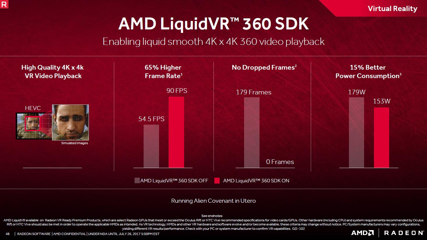 AMD Crimson 17.7.2 – LiquidVR