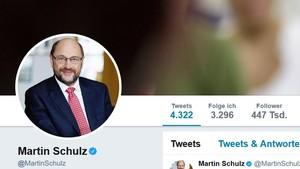 CSU-Jugend: Gericht verbietet Fake-Zitat von Martin Schulz