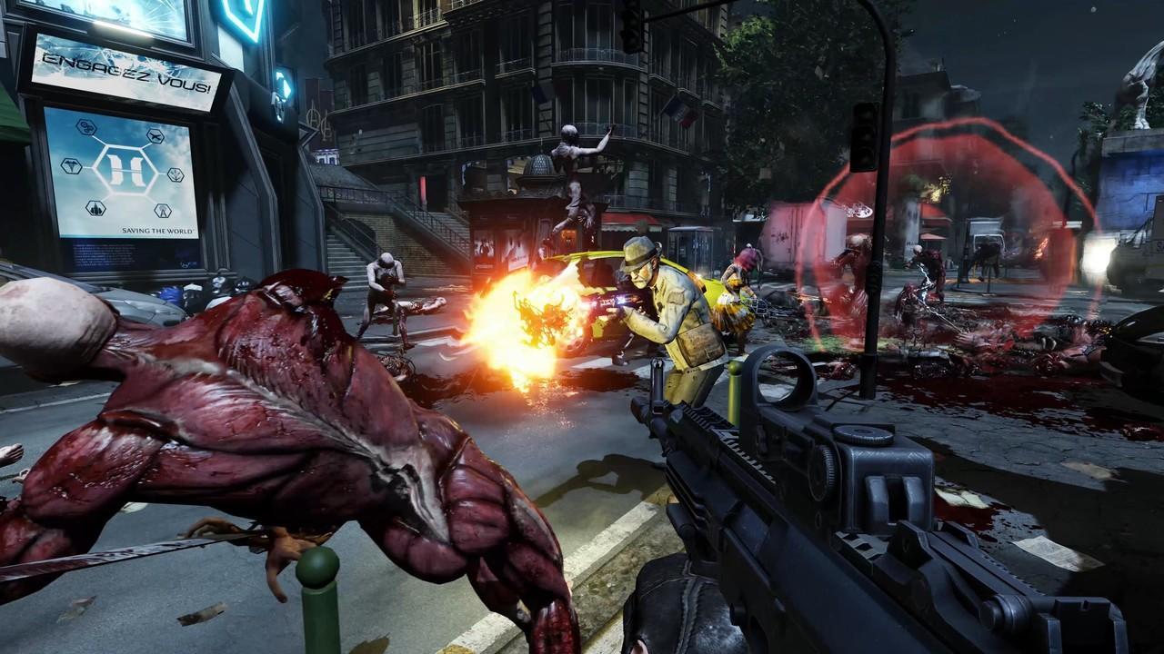 Portierung: Killing Floor 2 ab August auf der Xbox One (X)