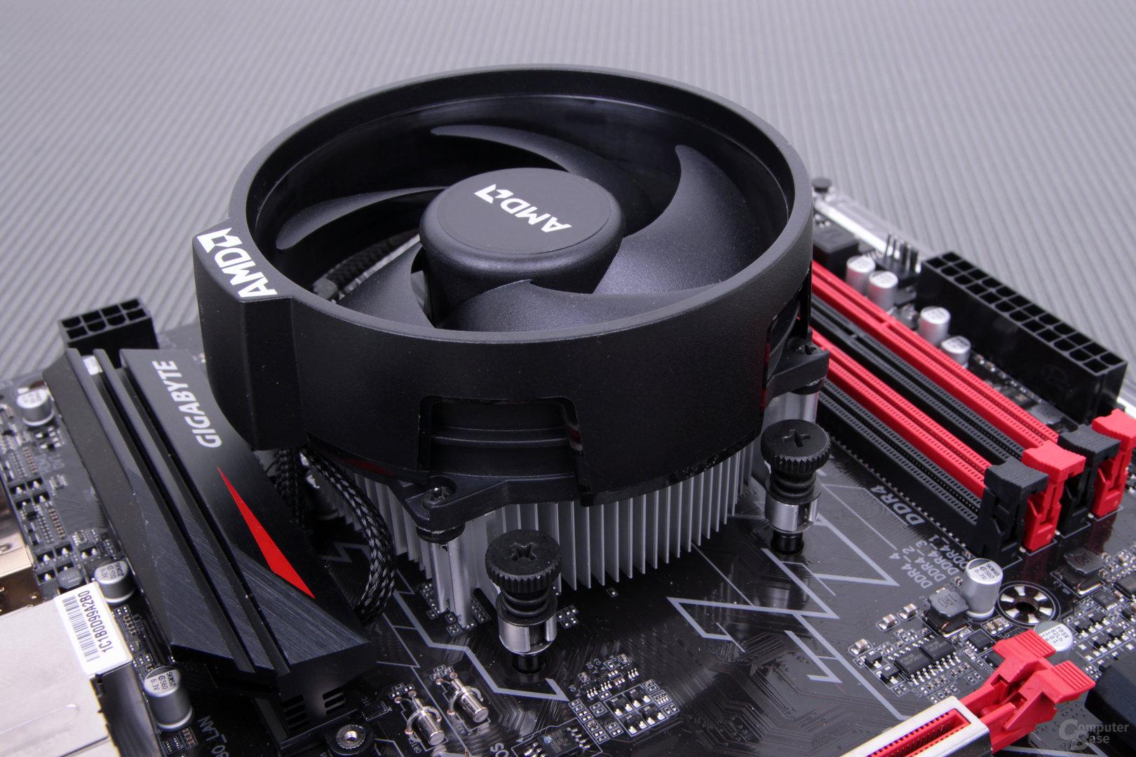 AMD Wraith Stealth CPU-Kühler