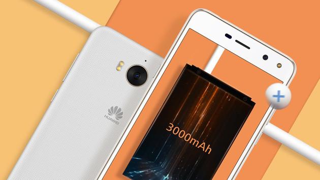 Aldi: Huawei Y6 2017 ab 27. Juli für 150 Euro
