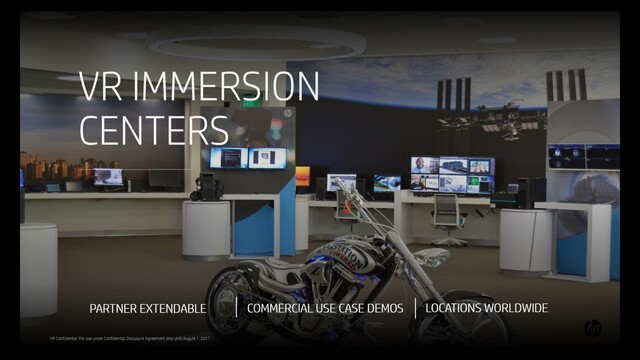 VR Immersion Centers