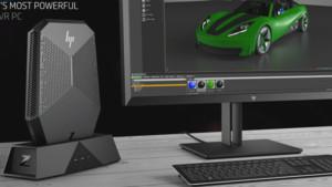 HP Z VR Backpack: HP nimmt Virtual Reality mit Business-Produkten ernst