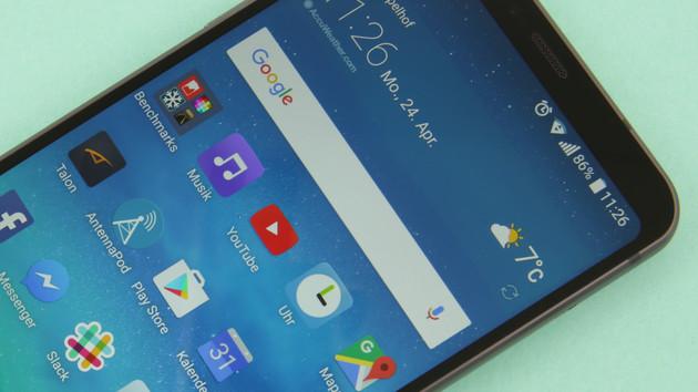Quartalszahlen: LGs Premium-Smartphones verkaufen sich schlecht