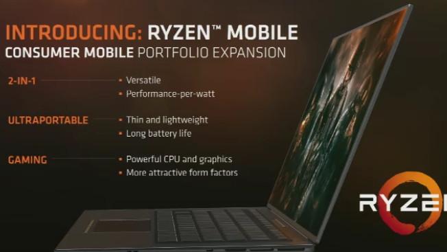 AMD Ryzen 5 2500U: Benchmark-Fund deutet auf Raven Ridge hin
