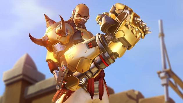 Overwatch: Neuer Held Doomfist schlägt hart zu