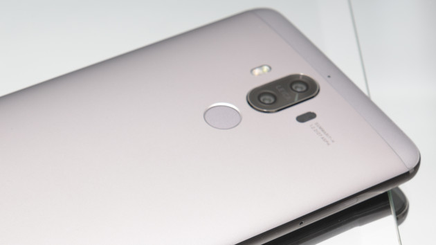 Huawei: Mate 10 soll gegen neues iPhone antreten