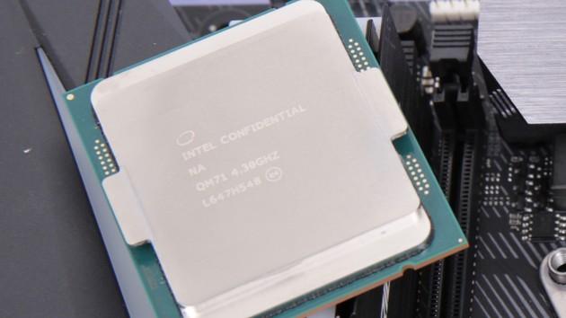 Spezifikationen: Taktraten von Core i9-7980XE, i9-7960X und i9-7940X
