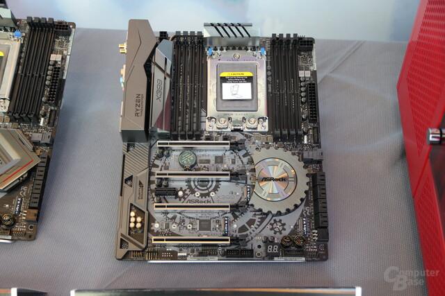 X399-Mainboard von ASRock