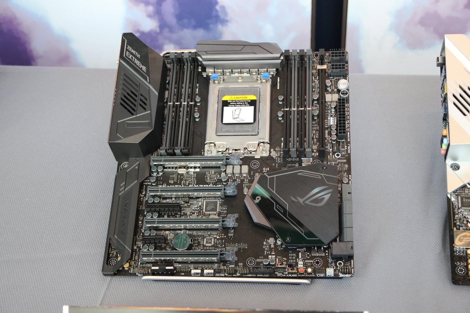 X399-Mainboard von Asus