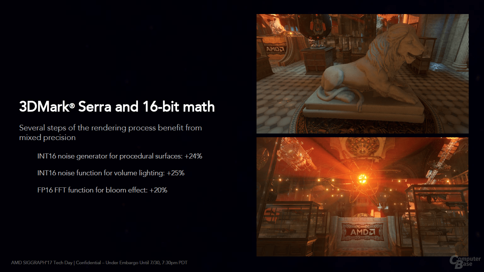 Der 3DMark mit Rapid Packed Math