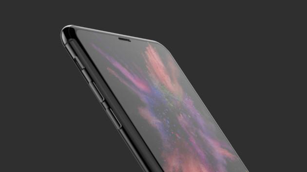 iPhone 8: HomePod-Code weist auf iPhone-Gesichtsscanner hin