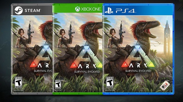 ARK: Survival Evolved: Release 3 Wochen verschoben, große Patches angekündigt