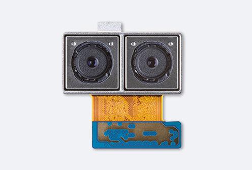Dual-Kamera-Modul des Galaxy Note 8
