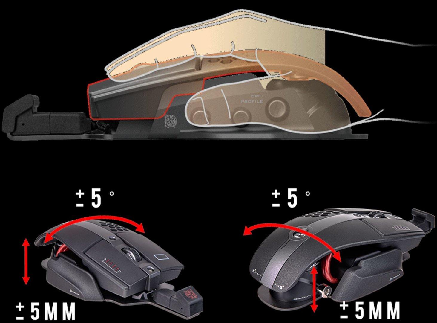 Tt eSports Level 10M Hybrid Advanced